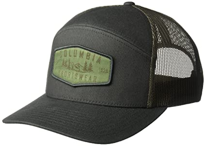 Columbia Trail Evolution Gorra, Hombre, Shark Hex Patch, Talla única
