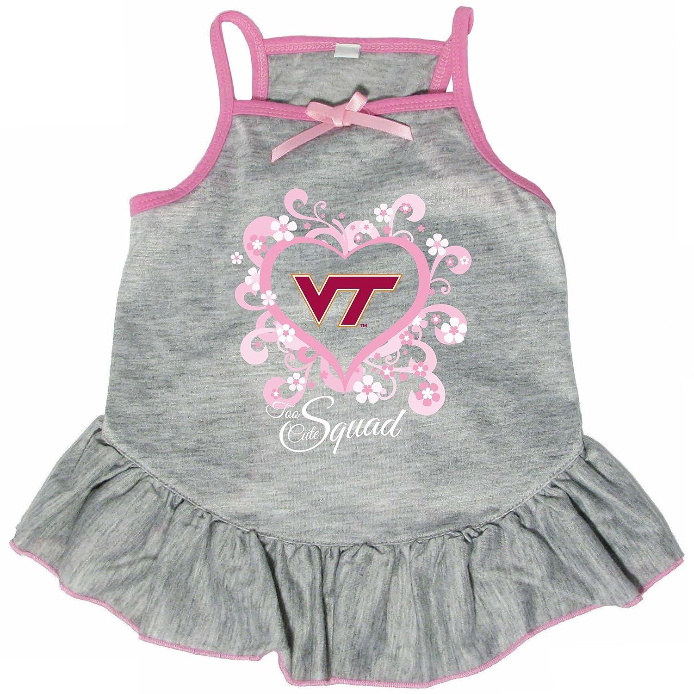 Hunter 4239-44-5700 NCAA Virginia Tech Too Cute Pet Dress, X-Large