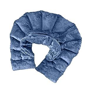 Herbal Concepts Hot & Cold Neck & Shoulder Wrap, Slate Blue