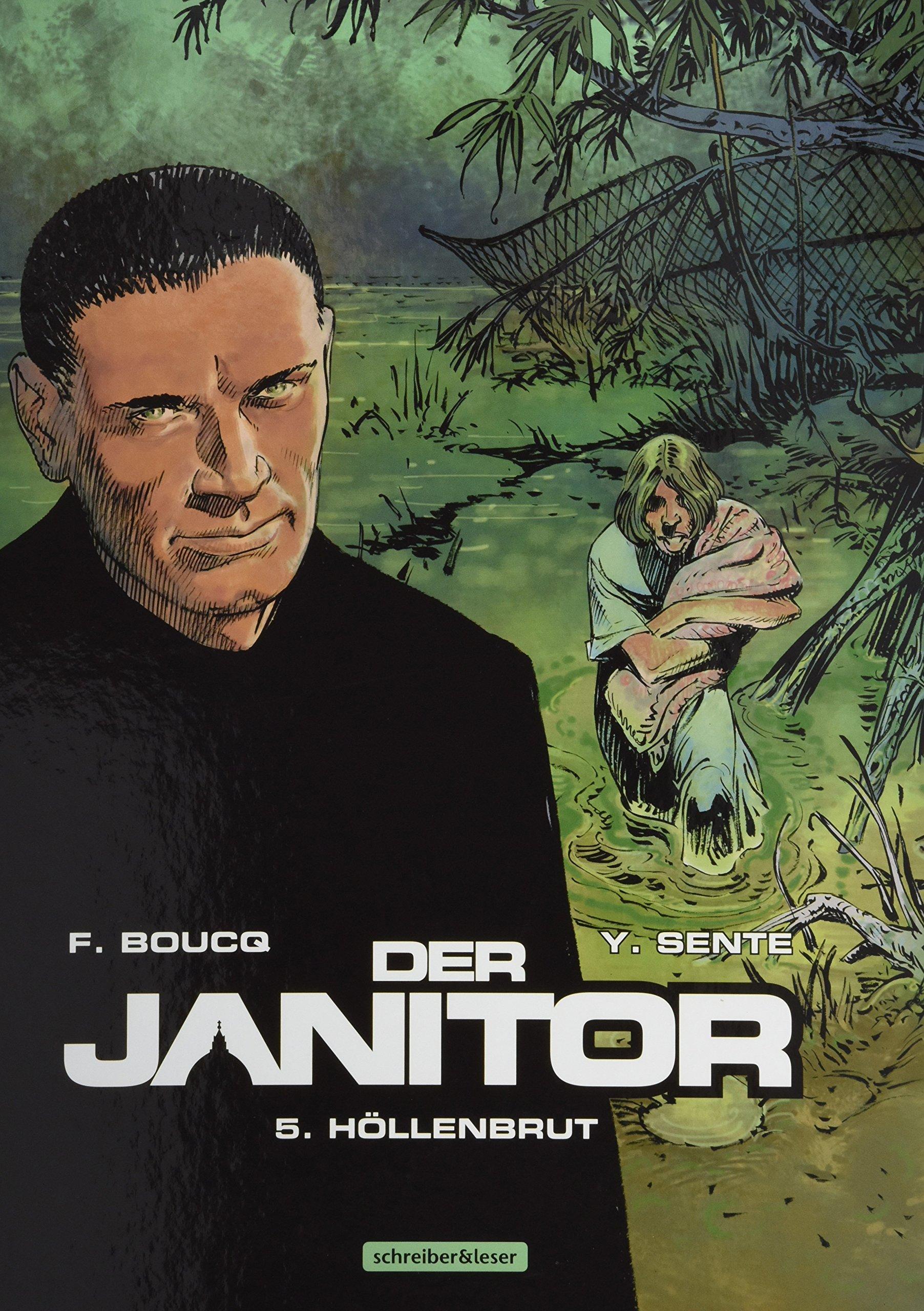 Der Janitor  5. Höllenbrut