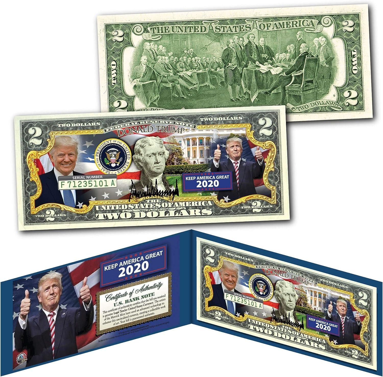 Quantity of 11 $2 bills