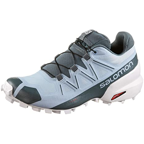 Salomon Speedcross 5 W Blue White Women's 406852, 40