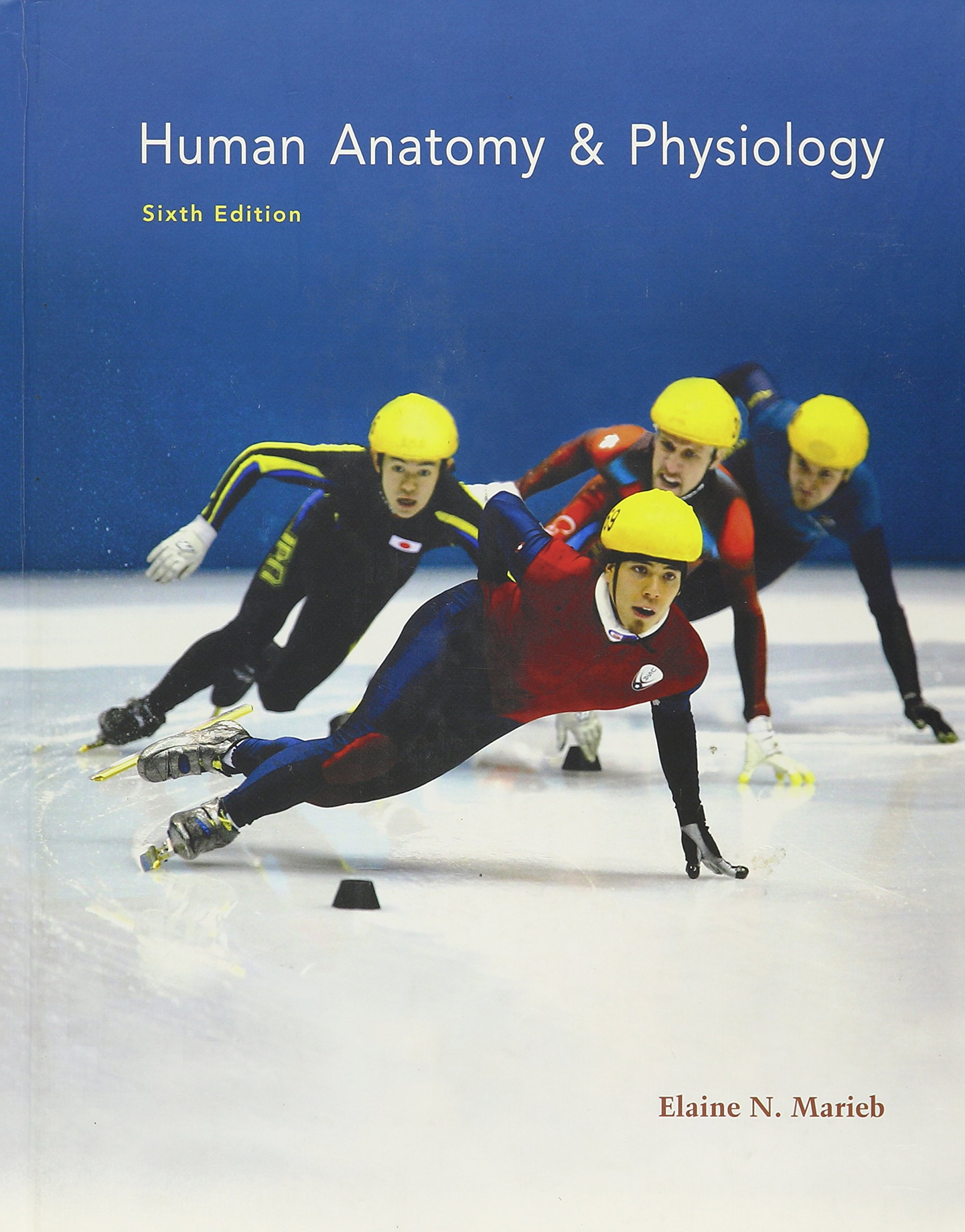 Human Anatomy And Physiology Amazon Elaine N Marieb