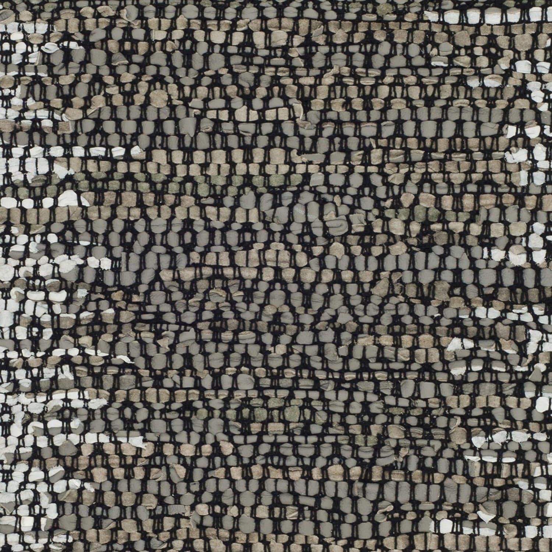 Safavieh Vintage Leather Collection VTL389B Light Grey and Charcoal Area Rug 23 x 4 2/'3 x 4/' VTL389B-24