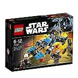 レゴ(LEGO)スター・ウォーズ バウンティー・ハンター™のスピーダー・バイク 75167