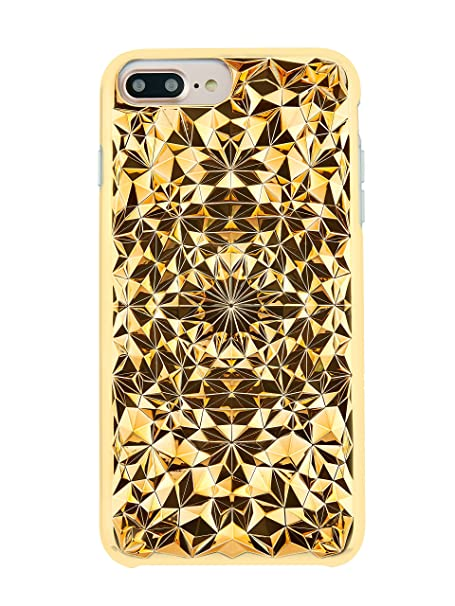 962e9824a4249 iPhone 7 Plus / iPhone 8 Plus Case, FELONY CASE - Kaleidoscope Case  Protective Shock-Absorbing Geometric Screen Protective Case for iPhone 7  Plus / ...