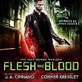 Flesh and Blood: The Half-Demon Warlock, Book 2