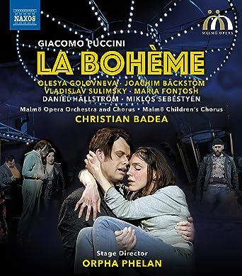 giacomo puccinis opera la bohème takes place in