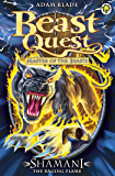 Shamani the Raging Flame: Series 10 Book 2 (Beast Quest 56) (English Edition)