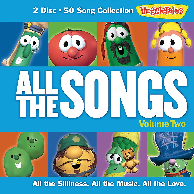 VeggieTales All The Songs Vol 2 [2 CD] Amazon Music