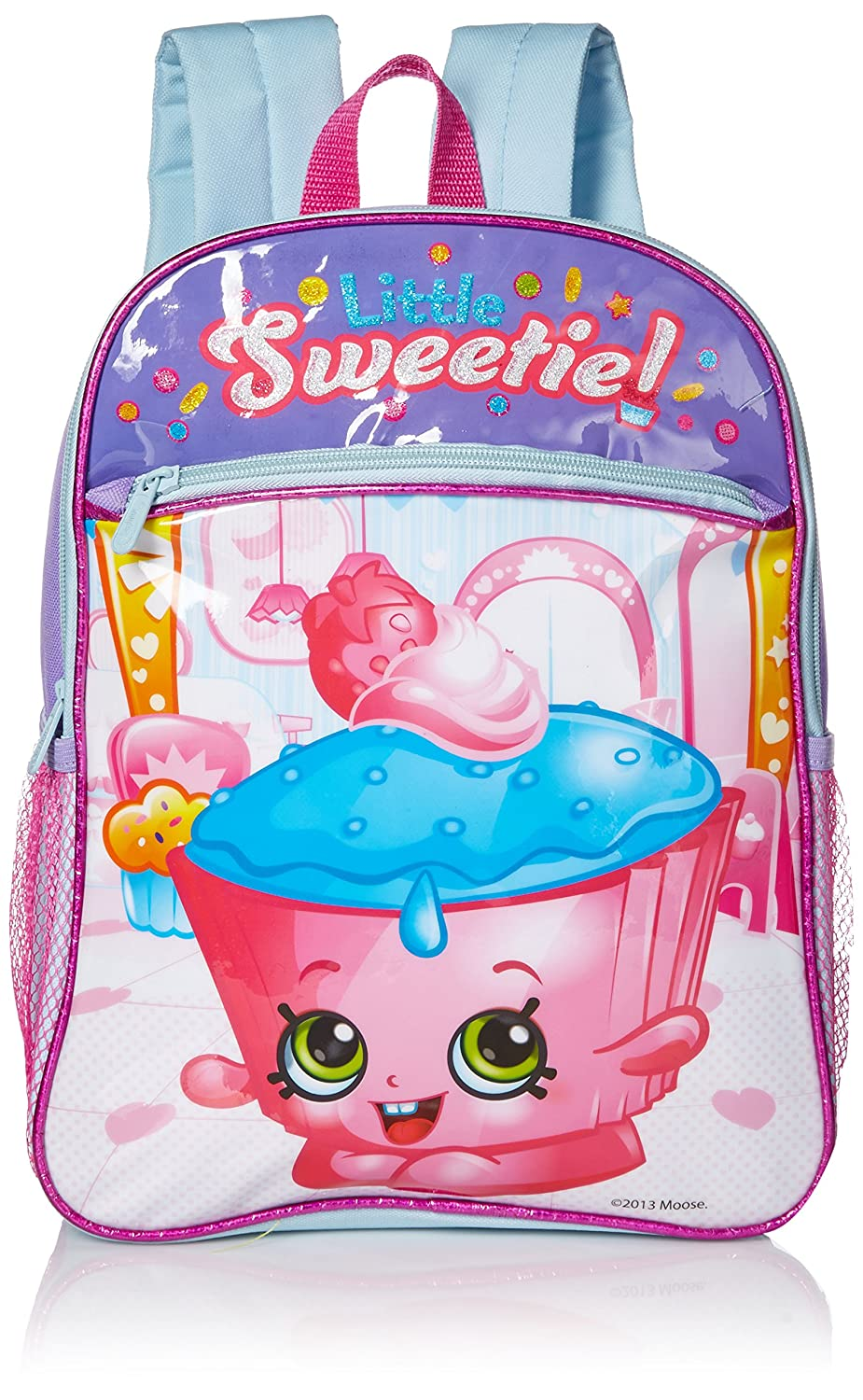 Shopkins Girls' Toddler Backpack