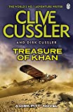 Treasure Of Khan: A Dirk Pitt Adventure