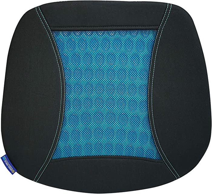 Ergo-Drive Ergonomic Posterior Seat Cushion with Memory Foam & Cooling Gel