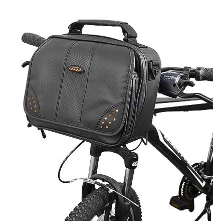 Amazon.com: lbera EE. UU. Casual bicicleta bolsa para ...