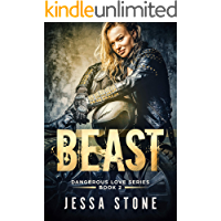 BEAST (Dangerous Love Book 2) book cover