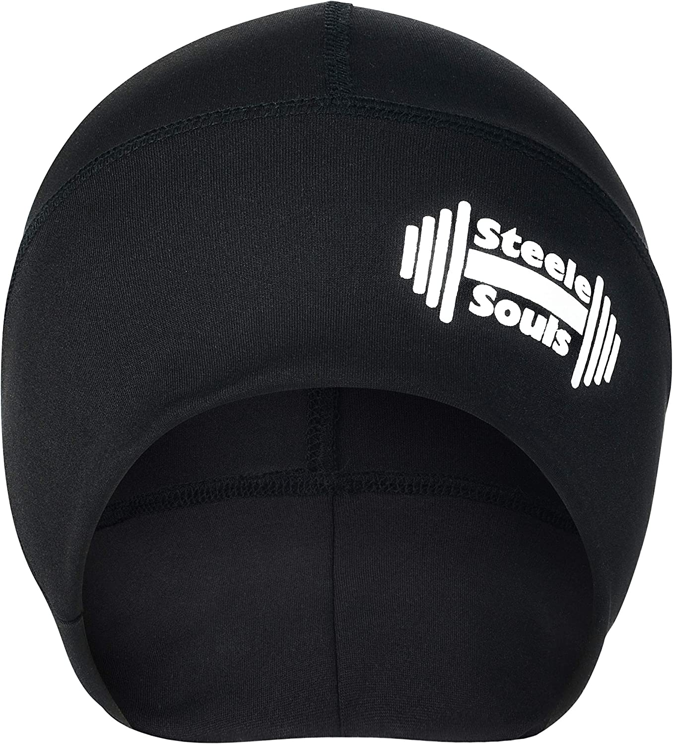 Steele Souls   Skull Cap - Helmet Liner - Running Hat - Cooling Hat   Moisture Wicking Beanie to Keep Your Head Cool