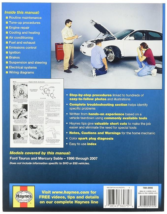 Amazon.com: Haynes Publications, Inc. 36075 Repair Manual: Automotive