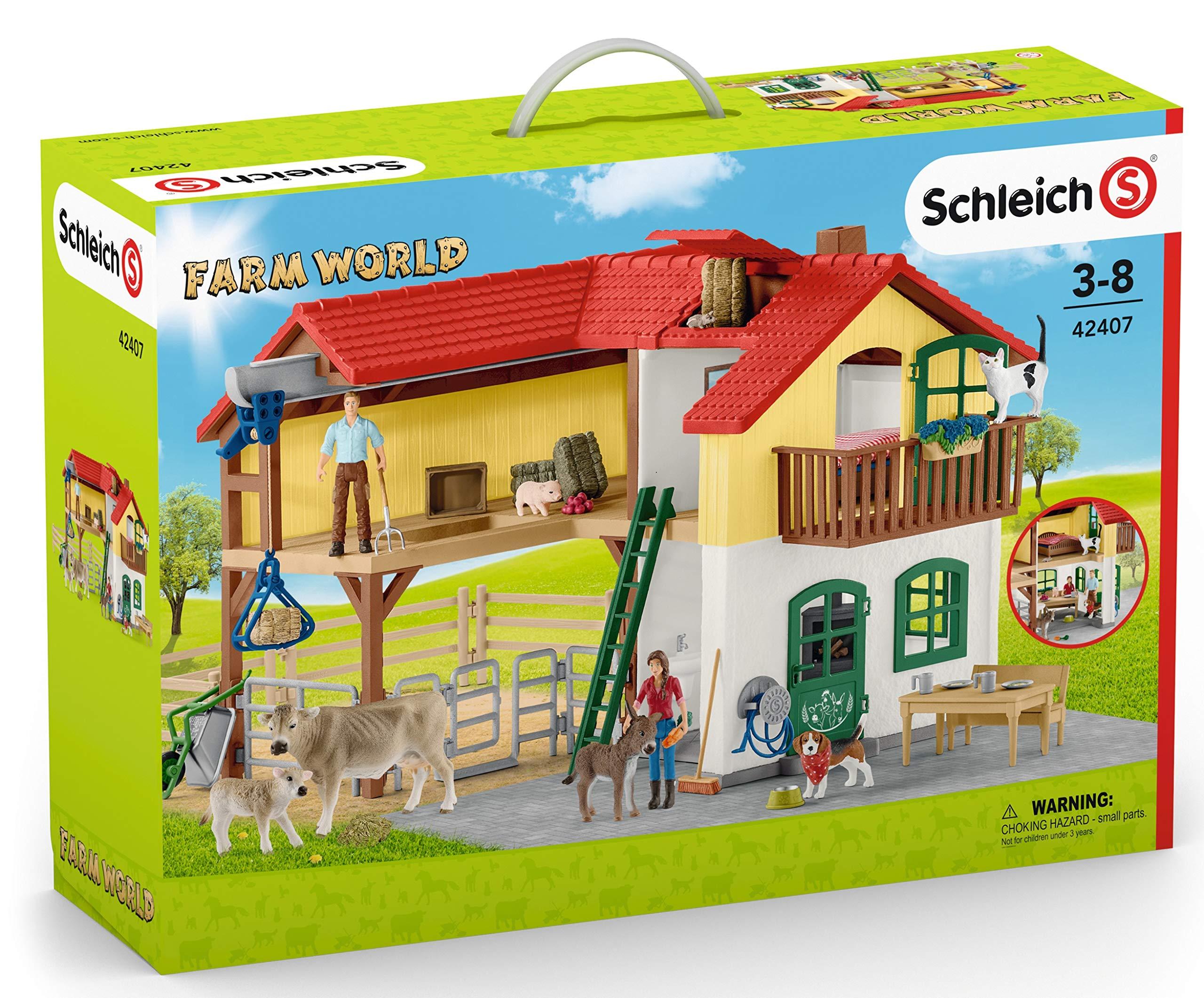 Schleich Large Farm House by Schleich (Image #7)