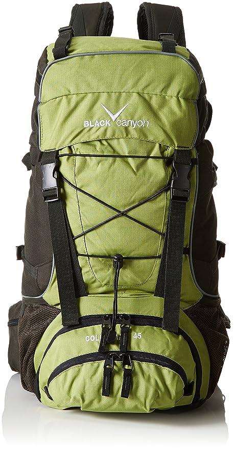 in vendita 74a68 0e19b Black Canyon Zaino da Trekking 45 l