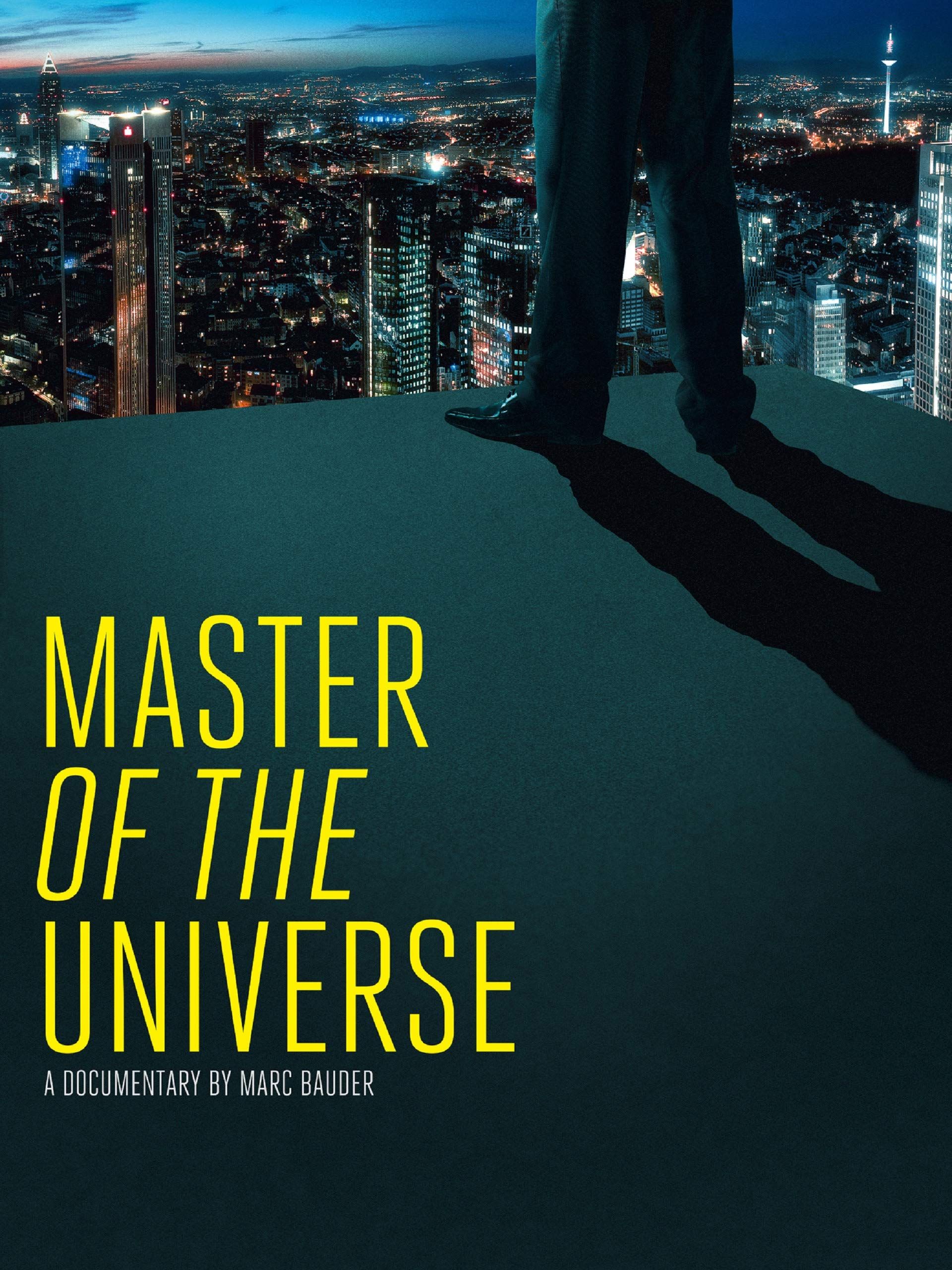 Master of the Universe on Amazon Prime Video UK