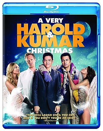 Harold And Kumar Christmas.Amazon Com A Very Harold Kumar Christmas Movie Only