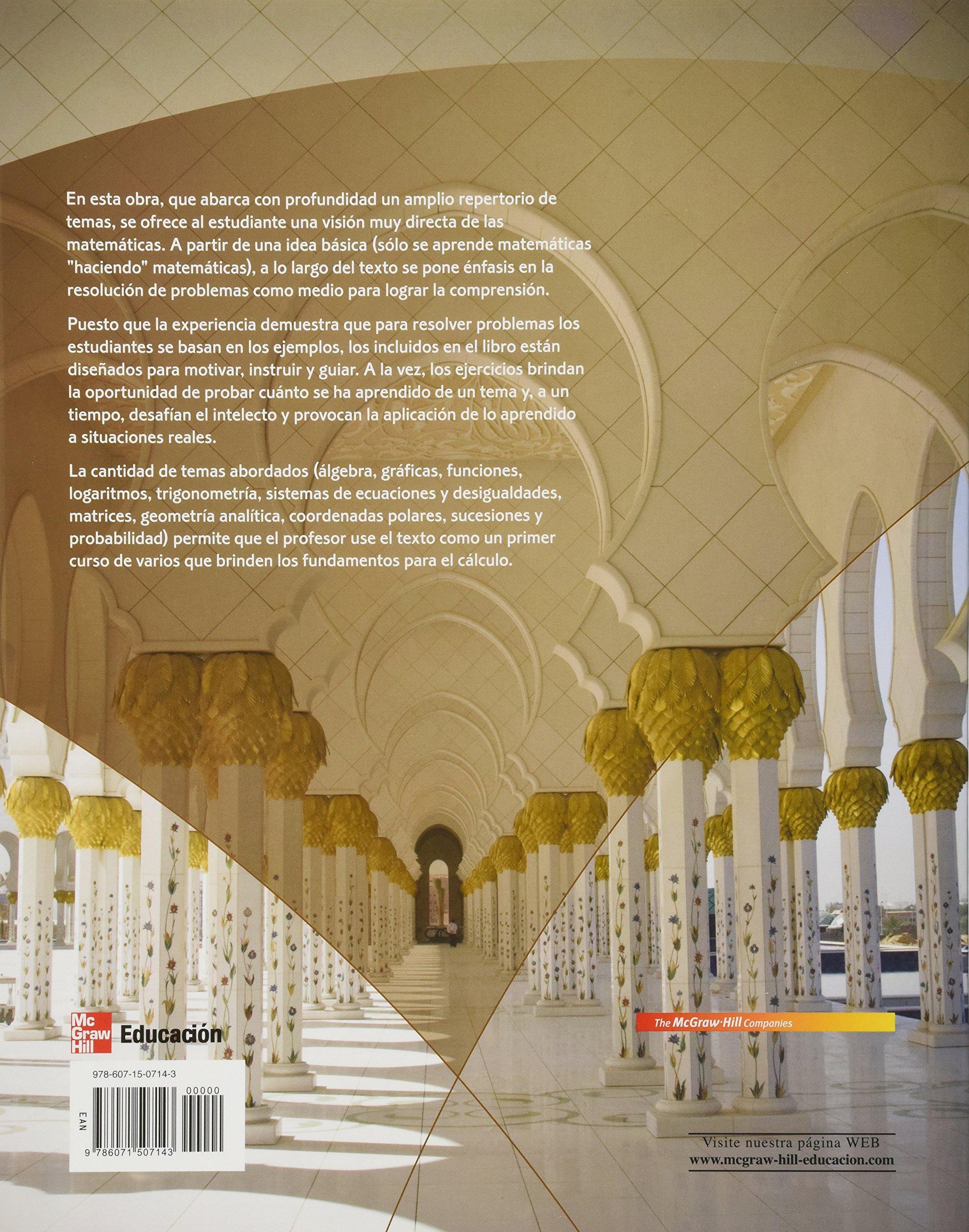 ALGEBRA Y TRIGONOMETRIA DE ZILL Y DEWAR PDF