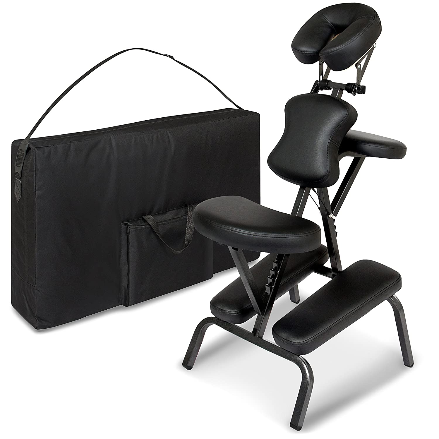 Amazon Best Choice Products Folding Portable Massage Chair