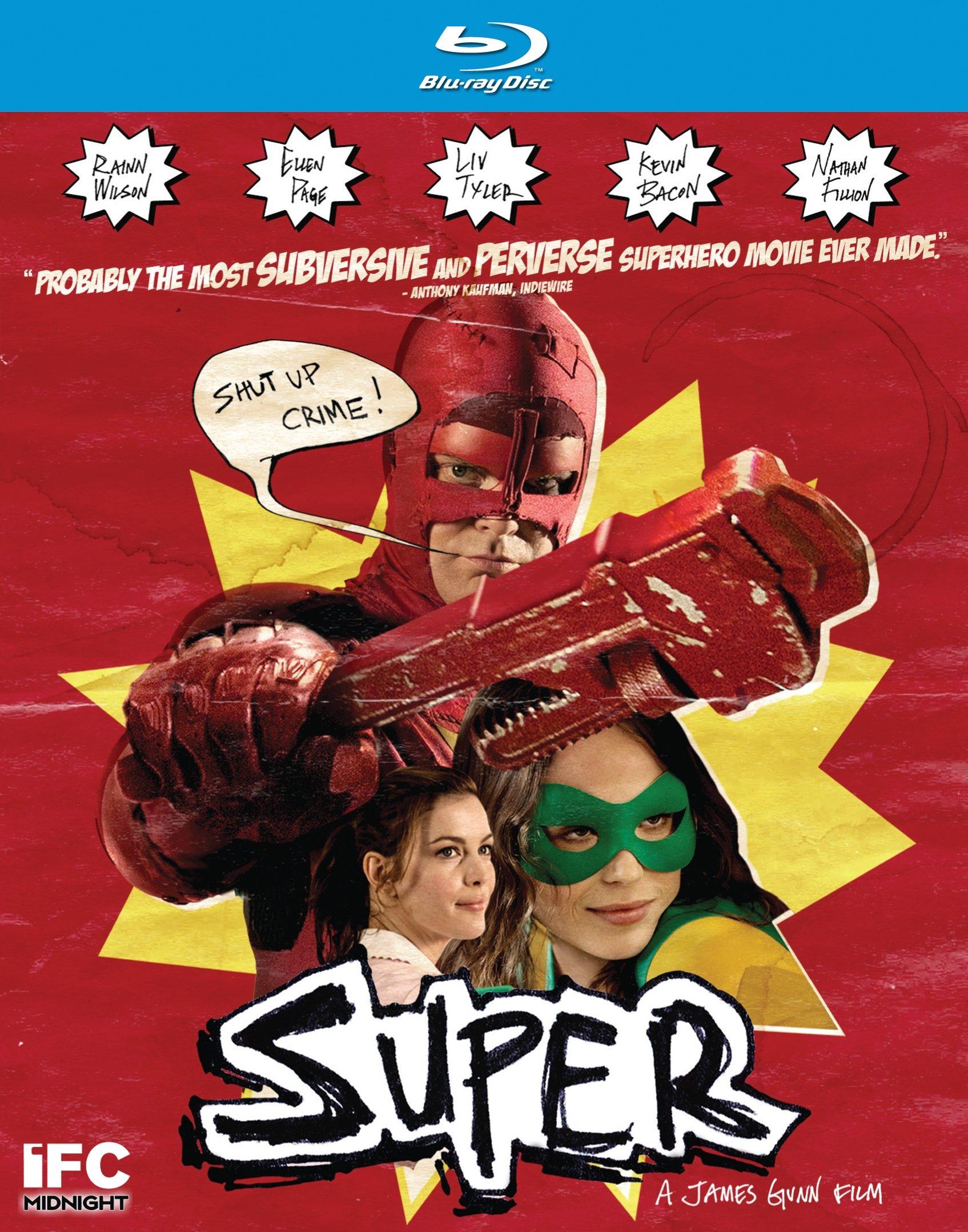 Blu-ray : Super (Blu-ray)