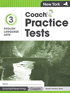 new york coach practice tests grade 3
