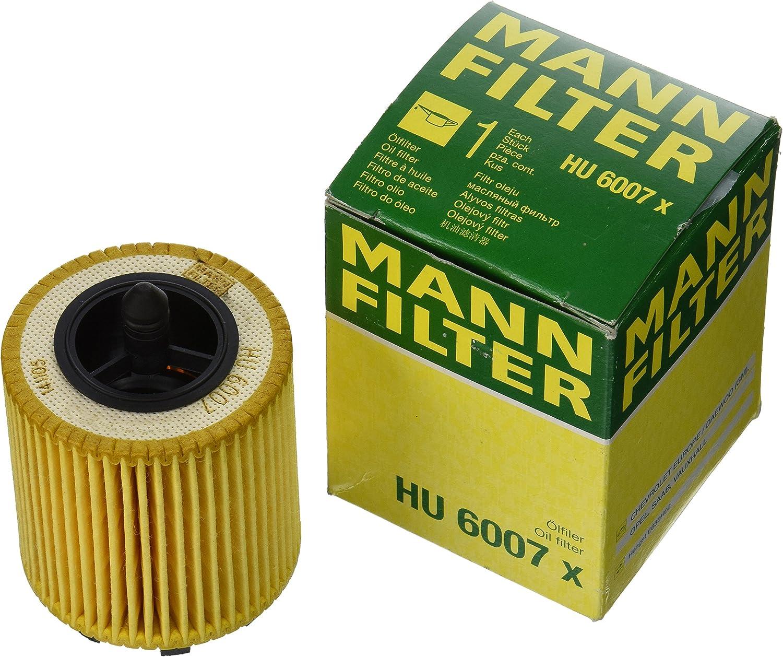 Ölfilter MANN-FILTER HU 6007 x