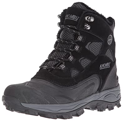 6027ec56648 Khombu Men's Ranger Snow Boot