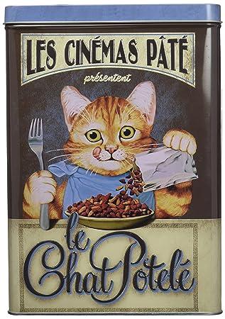 Natives gato potelé caja de comida para gatos: Amazon.es: Productos para mascotas