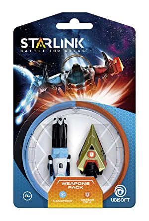 Starlink Weapon Pack Hail Storm Meteor Not Platform Specific