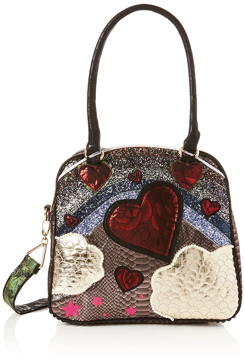 Irregular Choice Damen Over The Rainbow Bag Shopper, 16x30x32 centimeters B0751RZTMC Henkeltaschen