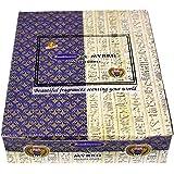 Frankincense & Myrrh Cones - Kamini Incense - Case Pack of Twelve Boxes