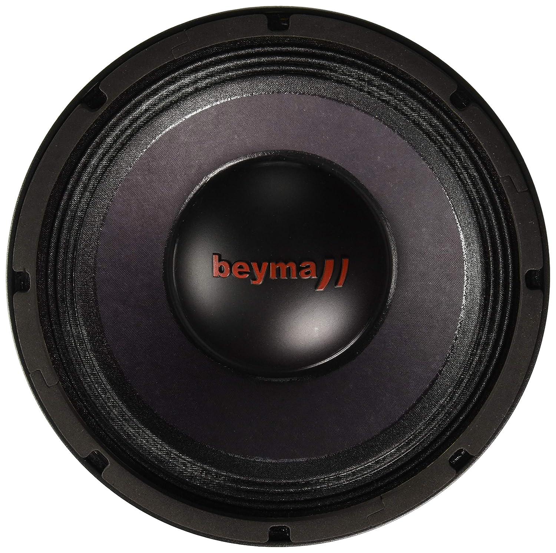 Beyma PRO10MI 10 700 Watt Mid-Bass//Midrange Car Audio Speaker High Low Pass