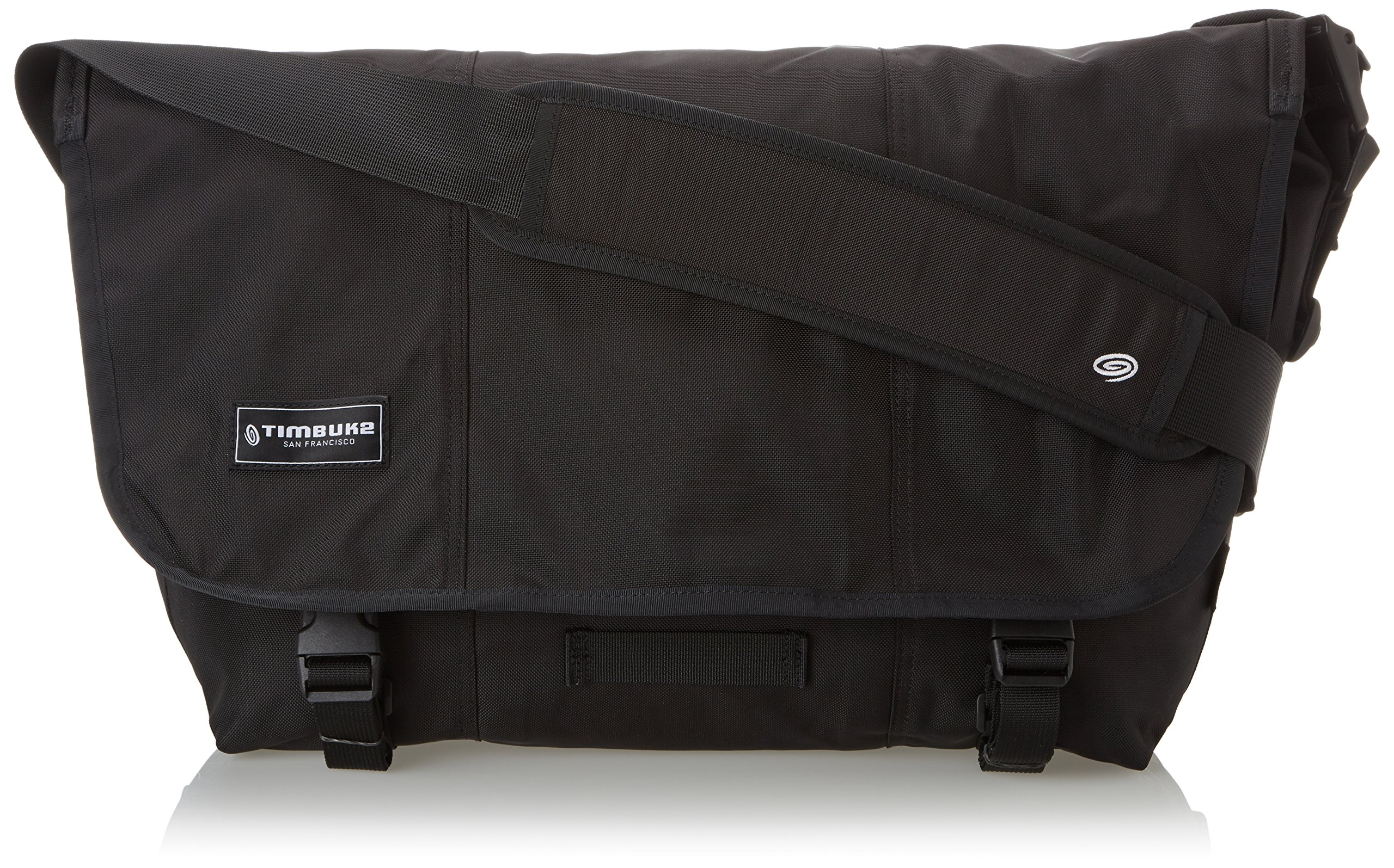 Timbuk2 Classic Messenger Bag, Black, Small