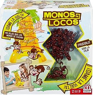 Mattel Games Baño Boom, Atrapa la Caca, juego de mesa infantil (Mattel FWW30): Amazon.es: Juguetes y juegos