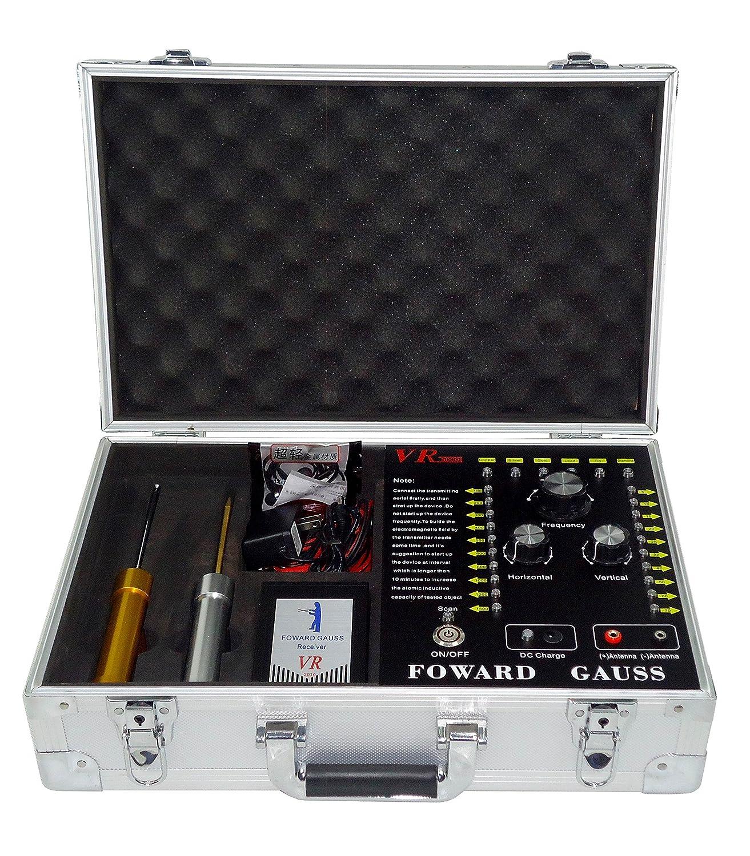 Vr5000 Underground Search Gold Metal Detector Long Range Finder