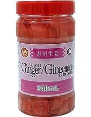 Wagaya Sushi Gari Ginger, Pink, 340ml