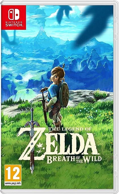 The Legend Of Zelda: Breath Of The Wild - Edición Estándar ...