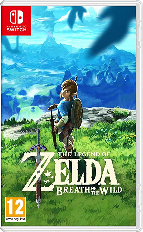 The Legend Of Zelda: Breath Of The Wild - Edición Estándar ...