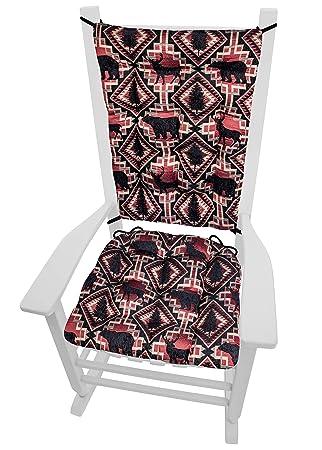 Amazon.com: Cojines para silla mecedora Barnett - Decoración ...