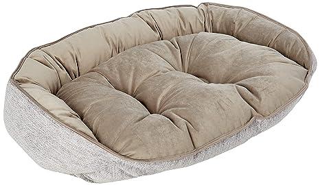 Amazon.com: Crescent cama para perro en allumina (XL: 45 en ...