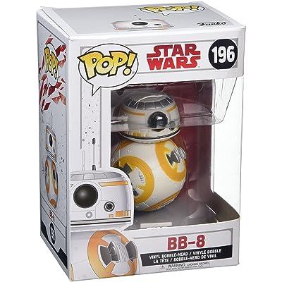 Funko POP! Star Wars: The Last Jedi - BB-8 - Collectible Figure: Funko Pop! Star Wars:: Toys & Games