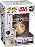 Funko POP! Bobble: Star Wars: Gli Ultimi Jedi: BB-8