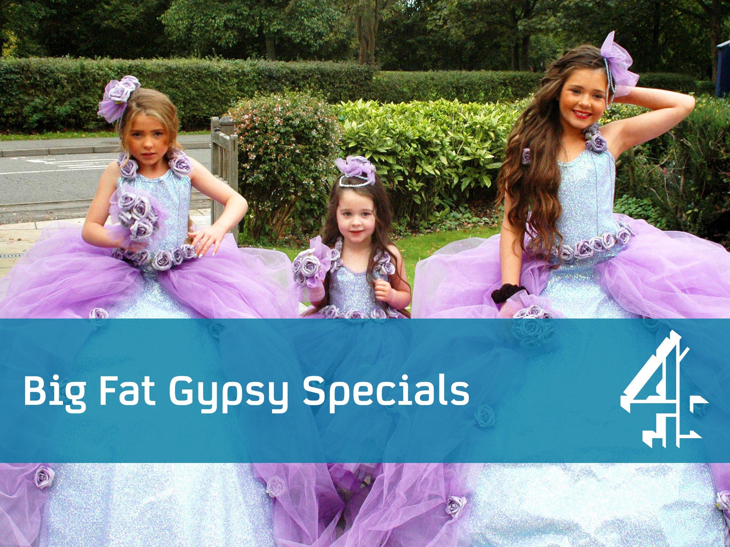 Watch My Big Fat Gypsy Specials Prime Video