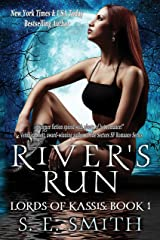 River's Run: Science Fiction Romance (Lords of Kassis Book 1) Kindle Edition