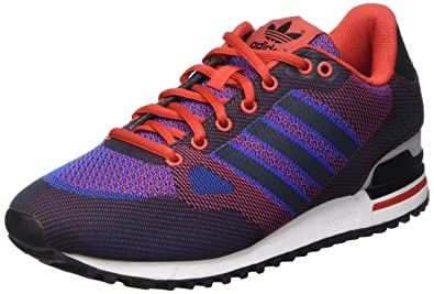 adidas Mens Zx 750 WV Low-Top Multicolour Size: ...