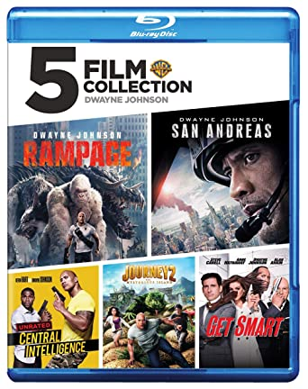 Dwayne Johnson: Collection 5 Blu-Ray Edizione: Stati Uniti Italia Blu-ray: Amazon.es: Cine y Series TV